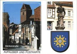 72515524 Versmold Baeckerstrasse Skulptur Versmold - Versmold