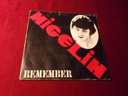 JACQUES HIGELIN   ° REMEMBER - Vinyles