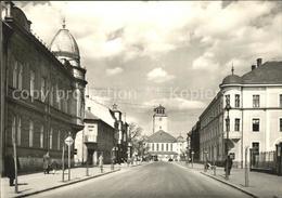72365713 Trnava Strassenpartie Kirche Trnava - Eslovaquia