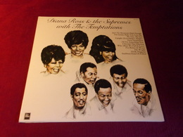 DIANA  ROSS  & THE SUPREMES  WITH THE TEMPATIONS - Soul - R&B