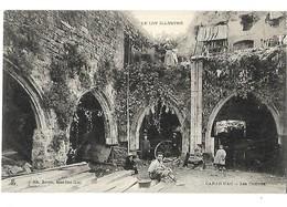 46 CARENNAC LES CLOITRES 1906 CPA 2 SCANS - Autres Communes