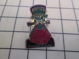 PIN313D Pin's Pins / Rare Et Beau : SERINGUE MONSTRE DE FRANKENSTEIN PASTEUR CLAUDEL - Medical