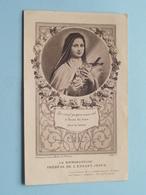 La BIENHEUREUSE Thérèse De L'Enfant Jésus ( Bouasse 6000-17 ) 22 Mars 1930 ( Zie Foto's Voor Detail ) ! - Godsdienst & Esoterisme