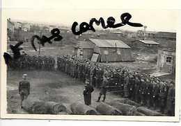 92 NANTERRE SOLDATS ALLEMANDS CAMP CASERNE - Nanterre
