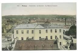 CPA 78 POISSY LA CASERNE LA MAISON CENTRALE - Poissy