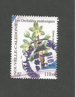 1196  Orchidée  (clascamerou6) - Used Stamps