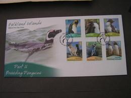Penguin Cv, 2010 - Falkland Islands