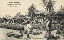 Marché De JABASSI  Cameroun Moukarim Frères Duala & Libreville RV - Cameroon