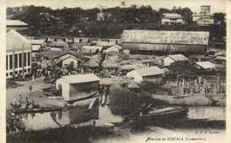 Marché De DOUALA (Cameroun) RV - Cameroon
