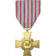 France, Croix Du Combattant, Médaille, 1914-1918, Non Circulé, Bronze, 36 - Militari