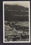 CPSM SUISSE - VALLORBE - Le Viaduc Du Day - Ballaigues Et Le Suchet - Jolie Vue Générale De 2 Villages - VD Vaud