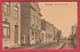 Montegnée - Rue Pavé Du Gosson ...carte Animée , Magasin ( Voir Verso ) - Saint-Nicolas