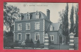 Bertrée - Villa De M. Delange - 1917 - S.B.P. ( Voir Verso ) - Hannut