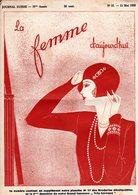 La Femme D'aujourd'hui - Suisse Romande - Revue Mensuelle Féminine No 57 - 15 Mai 1928 - Lausanne - 28 Pages - Mode - Books, Magazines, Comics