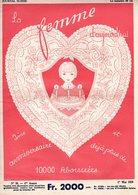 La Femme D'aujourd'hui - Suisse Romande - Revue Mensuelle Féminine No 56 - 1er Mai 1928 - Lausanne - 28 Pages - Mode - Books, Magazines, Comics