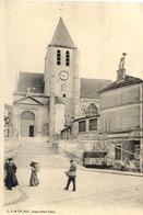 PARIS 20è - Les Eglises De PARIS - Saint-Germain De Charonne - Carte Animée - Arrondissement: 20
