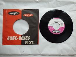 JUKE BOXES EP 45 TJACQUES DUTRONC   LABEL VOGUE V45-1382  LA FILLE DU PERE NOEL - Disco & Pop