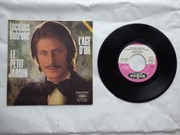 JUKE BOXES EP 45 TJACQUES DUTRONC   LABEL VOGUE 45.V.4029  LE PETIT JARDIN - Disco & Pop