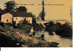70=BOURBEVELLE..Vallée De La Saone....Le Pont - Autres Communes