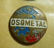 PIN * Osometal * Portugal - Marcas Registradas