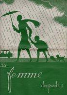 La Femme D'aujourd'hui - Suisse Romande - Revue Bimensuelle Féminine No 52 - 1er Mars 1928 - Lausanne - 20 Pages - Mode - Books, Magazines, Comics