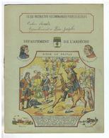 JM20.04 / PROTEGE- CAHIERS - /  DEPARTEMENT DE L ARDECHE / SIEGE DE PRIVAS / - Book Covers