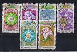 Togo 1973, Complete Set Copernicus, Vfu - Togo (1960-...)