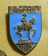 PIN * Laffrey * France - Villes