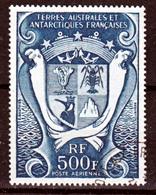 TAAF PA  21 Armoiries Oblitéré Used  Cote 18.5 - Poste Aérienne