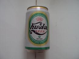 Vietnam Viet Nam Empty Beer 330ml Can : HUDA - Old Design / 03 Photo - Cans