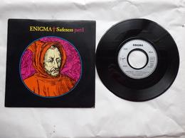 EP 45 T ENIGMA LABEL VIRGIN 90648 - Disco & Pop
