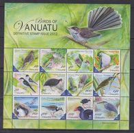 N69. MNH Vanuatu Nature Animals Birds - Oiseaux