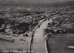 AK - Italien - Rimini - Porto Canale - 1954 - Italia