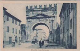 AK - Italien - Rimini - Arco Di Augusto - Strassenansicht  - 1910 - Italien