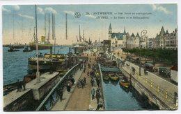 CPA - Carte Postale - Belgique - Anvers -  Le Steen Et Le Débarcadère - 1931 (CP2125) - Antwerpen