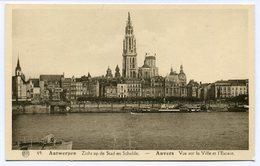 CPA - Carte Postale - Belgique - Anvers -  Vue Sur La Ville Et L'Escaut  (CP2129) - Antwerpen