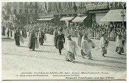 CPA - Carte Postale - Belgique - Anvers -  Affranchissement De L'Escaut - 1913  (CP2130) - Antwerpen