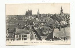 Cp , 80,AMIENS ,vue Générale Prise Du Château D'eau , Voyagée 1919 - Amiens