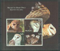 U09. Niuafo'ou - MNH - Animals - Birds - Uccelli