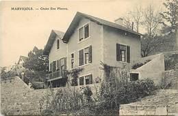 """-dpts Div.-ref-YY905- Lozere - Marvejols - Chalet """" Ene Placera """" - Chalets - Villa - Villas - Batiments Et Architecture - Marvejols"""