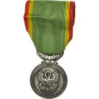 France, Société D'encouragement Au Dévouement, Médaille, Excellent Quality - Army & War
