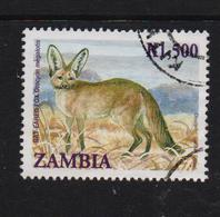 Zambia 2007, Bat-eared Fox, Minr 1597 - Zambia (1965-...)