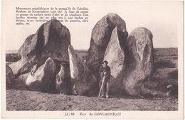 29. Env. De CONCARNEAU. Rochers De Kermingham (côté Est). 68 - Concarneau