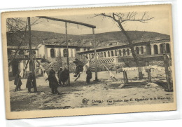 1 Postcard Others Een Hoekje Der H.Kindshied Te Si-Want-Tze - China