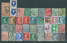 Frankreich Verschiede (0666) - Stamps
