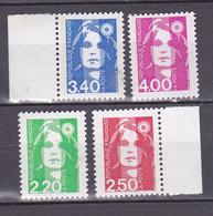 N° 2714 à 2717  Type Marianne Du Bicentenaire : Série E Timbres Neuf Sans Charnière - Nuevos