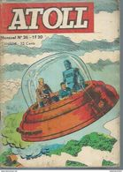 Ancien Et Rare ATOLL N° 26  - 1969 - Other