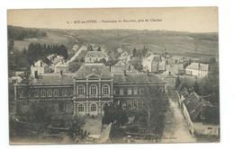 10/ AUBE.. AIX En OTHE. Panorama Du Bouchot, Pris Du Clocher - France