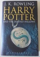 Harry Potter And The Deathly Hallows (i Doni Delle Morte - In Lingua Inglese) - Ottime Condizioni - Romans