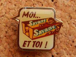 Pin's -  SAVANE - Food